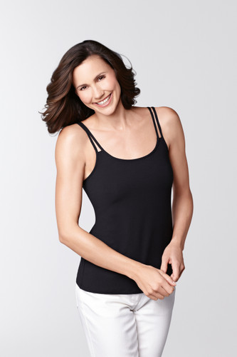 Amoena Mastectomy Camisole Top with Pocketed Bra