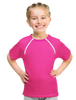 Kid's Chemo|Port-Accessible Shirt by Comfy Chemo  - pink