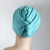 Aqua Casual Hat by Turban Diva
