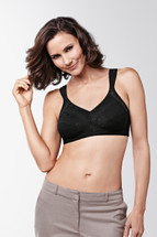 c7fe8eea62 Frances Front Closure Leisure Soft Cup Bra by Amoena - Survivor Room