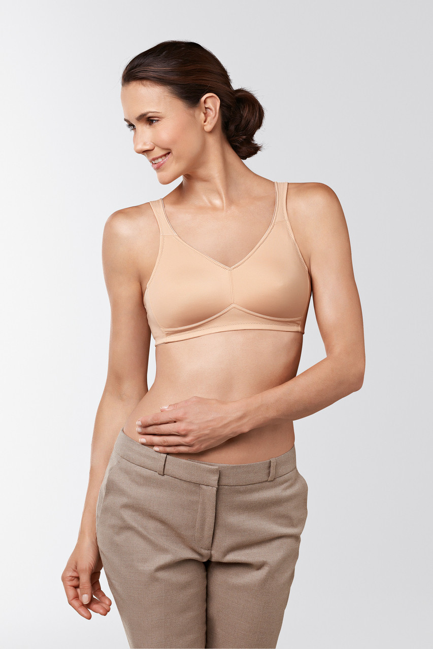 c7a827cc37811 Amoena Marlena Seamless Soft Cup Mastectomy Bra - Survivor Room