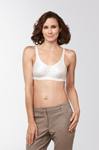 Amoena Dorothy Pocketed soft cup Mastectomy Bra by Amoena