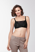 Isabel soft cup Mastectomy Camisole Bra by Amoena
