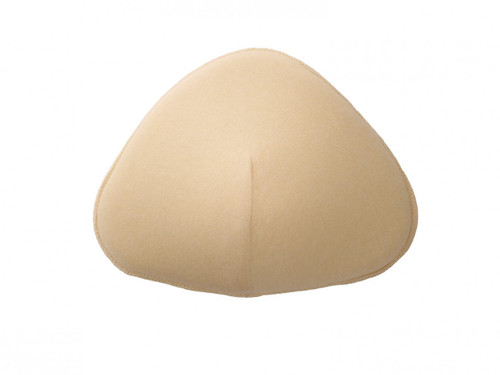 Triangle Puff Form (with removable fiber fill) by American Breast Care