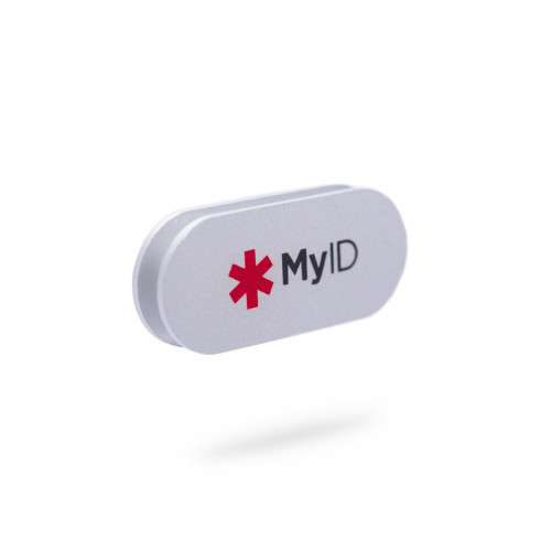 MyID individual Pods with online access - silver