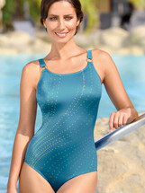 Amoena Pacifica One Piece Mastectomy Tank (Size 10 Only)