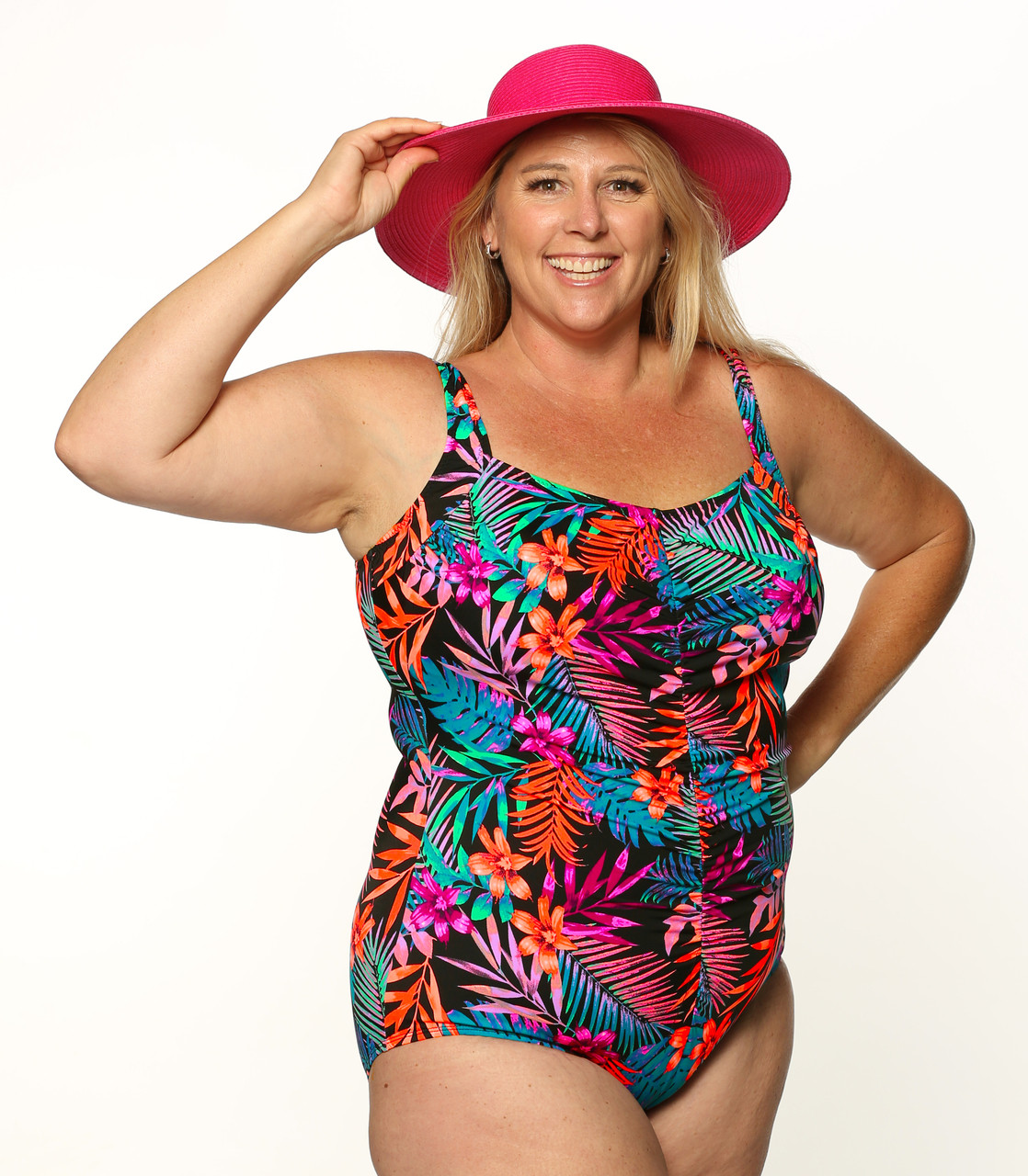 8ce9243d5d423 Mastectomy Swimsuit|Post-Mastectomy Swimwear|T.H.E Swimwear|Pocketed ...
