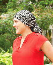 Brook Pre-Tied Scarf for Chemotherapy Patients