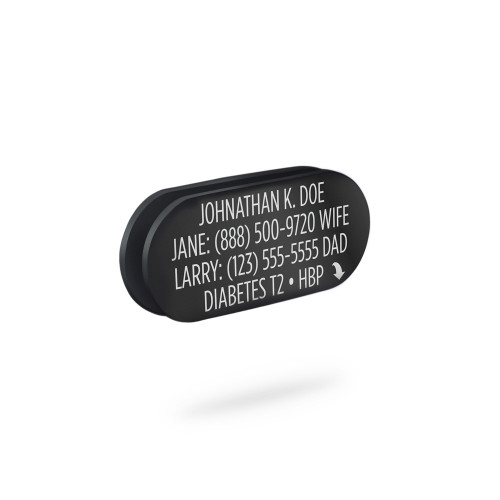 MyID individual Pods with online access - black