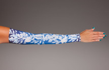 LympheDivas, compression garment, compression arm sleeve, lymphedema products