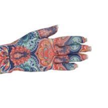 Lymphedivas compression glove for  lymphedema - Festival Print