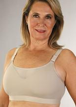 Classique Mastectomy Bra - 711 - Sports Bra - Beige