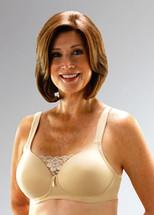 Classique Molded Seamless Camisole Mastectomy Bra - Beige
