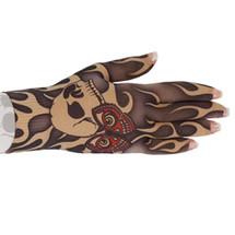 Lymphedivas Compression Glove - Misfit Pattern