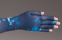 Lymphedivas Compression Glove - Moonlight Pattern