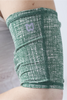 PICCPerfect: Smart PICC Line Covers in Green Tweed by Mighty Well