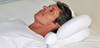 Cosmed comfort pillow, back sleeping pillows, post surgical pillows, post procedure pillow