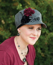 Hats for chemo patients, cancer hats, hats for cancer patients