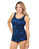 Classic Mastectomy Sarong Sheath in Star Connection by T.H.E.