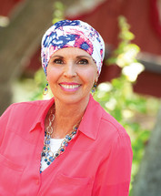 3-seam Turban for chemo patients by Hats with Heart