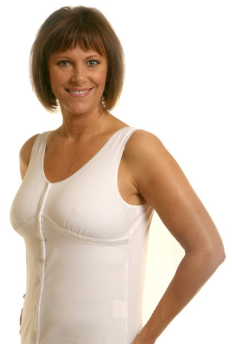 WearEase New Dawn Post Surgical Camisole