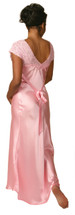 WearEase Lexie Gown in pink