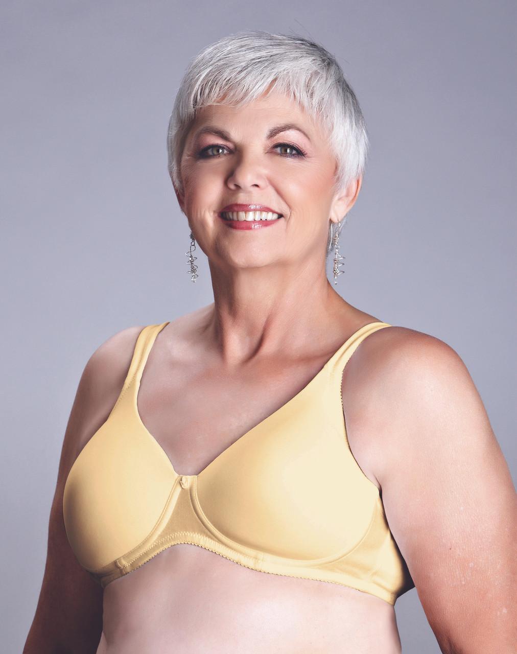 c64362cfc6802 T-Shirt Mastectomy Bra by American Breast Care - Survivor Room