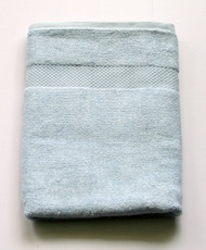 Bamboo Hand Towel Color Cool Blue