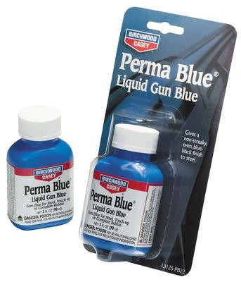 Perma Blue Liquid Gun Blue 3 Ounce - 029057131253