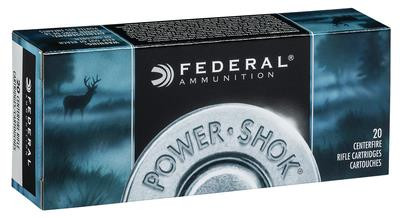 Power-Shok .303 British 180 Grain Speer Hot-Cor Soft Point - 029465091422
