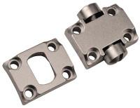 2 Piece Base Standard Browning X-Bolt Silver Finish - 030317654252