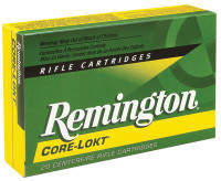 7mm-08 Remington 140 Grain Pointed Soft Point Core-Lokt - 047700053400