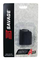 Magazine For Savage Model A22 .22 LR Blue 10 Round - 062654900235