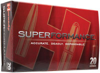 Superformance 7mm Remington Magnum 154 Grain SST - 090255380613