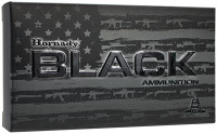 Black .223 Remington 75 Grain Boattail Hollow Point - 090255802672