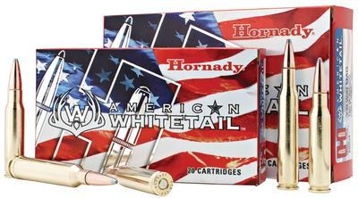 American Whitetail 7mm-08 Remington 154 Grain InterLock Spire Point - 090255805901