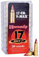 Varmint Express .17 Hornady Mach 2 17 Grain V-Max - 090255831771