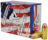 American Gunner .40 Smith & Wesson 180 Grain XTP - 090255913644