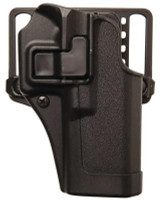 SERPA CQC Concealment Holster For Sig P250/320 Matte Finish Black Right Hand - 604544616439
