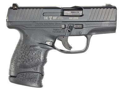 Model PPS M2 9mm 3.2 Inch Barrel LE Edition PS Night Sights Black Finish 7 Round - 723364210525