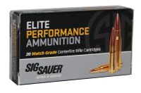 Elite Match .300 AAC Blackout 125 Grain Sierra MatchKing Open Tip Match - 798681514489