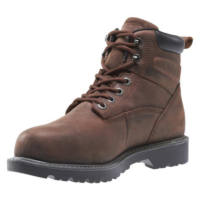 "Wolverine 10633 ST 6"" Lace Up - 646881850732"