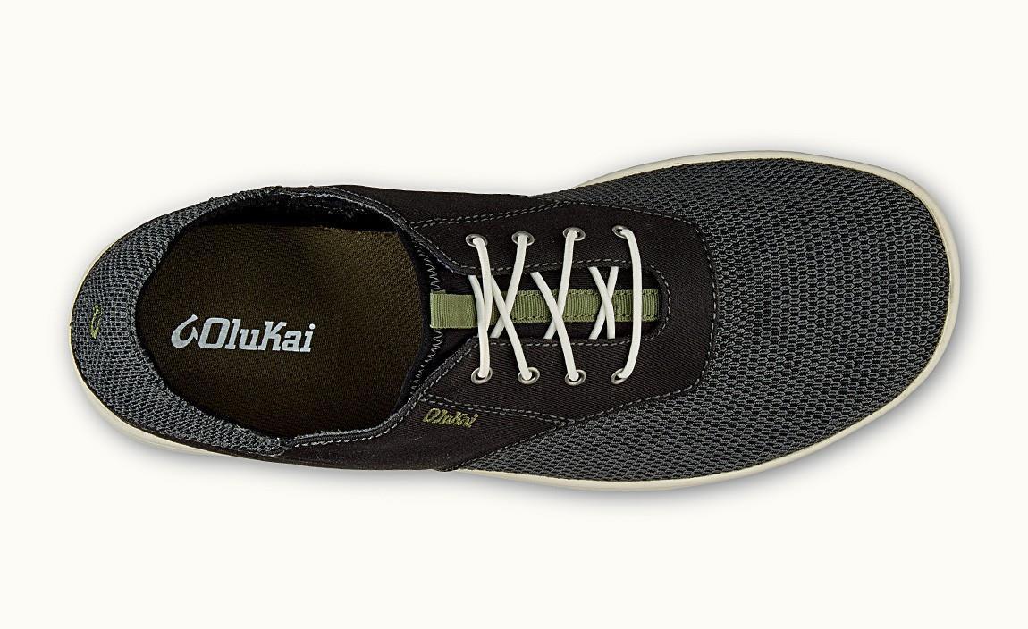 Olukai 10283 Nohea Moku - Black - 883956211535