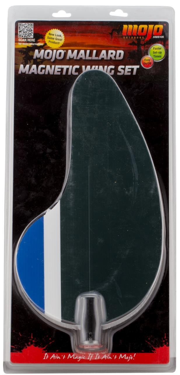 Mojo Magnetic Wing Set - 816740002149