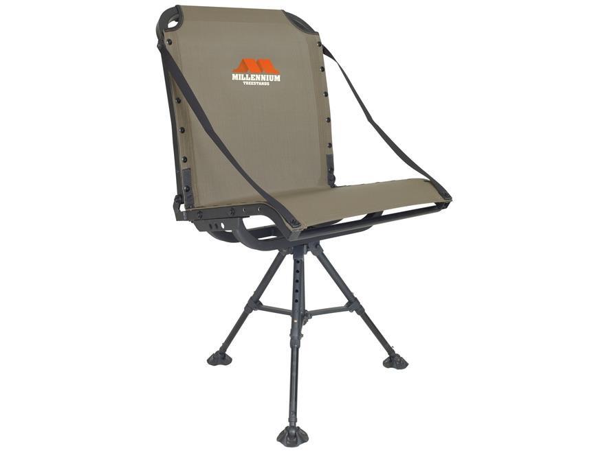 Millennium G-100 Blind Chair - 853421001657