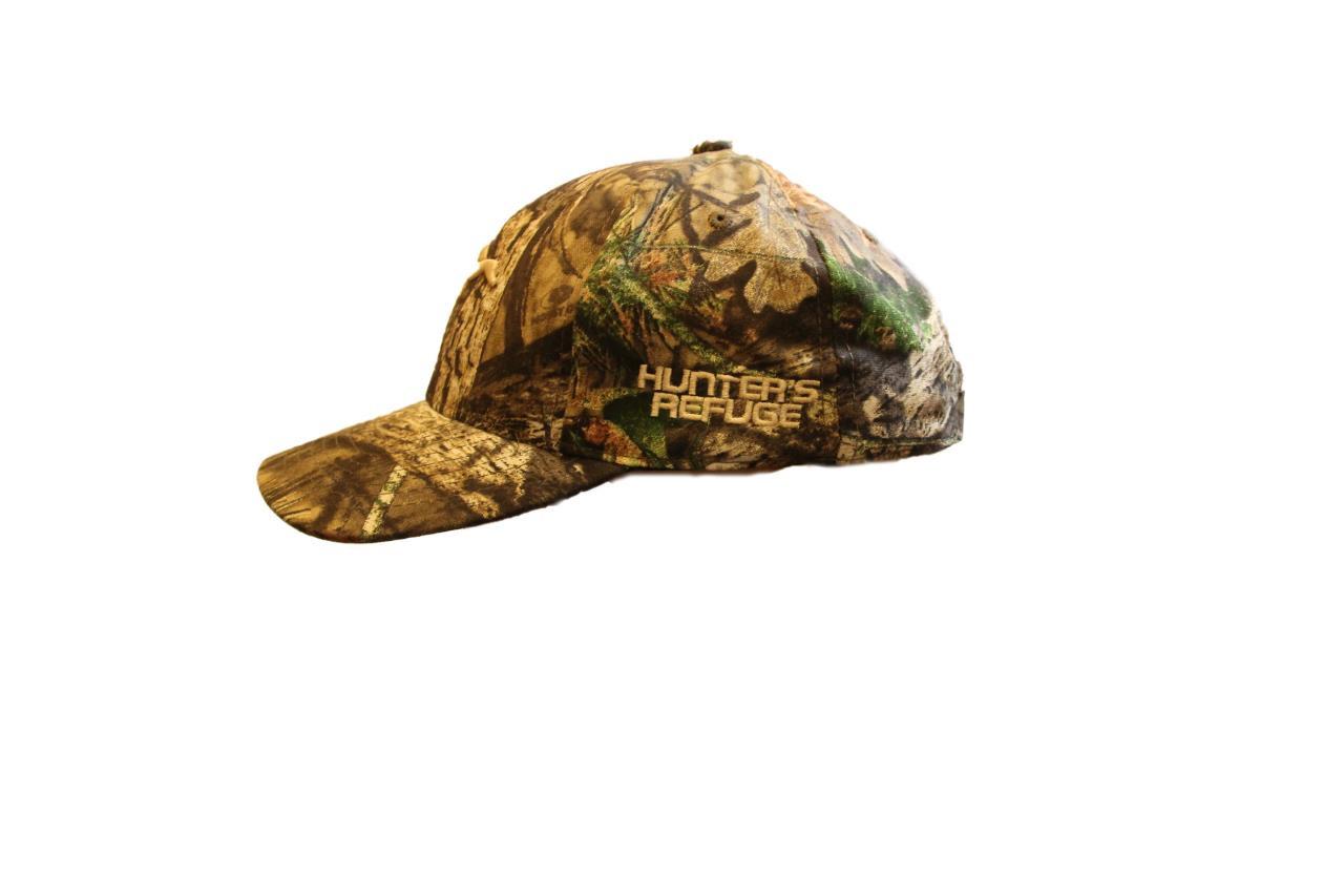 Hunter's Refuge Mossy Oak Country Raised Hat - 885792548127