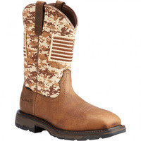 Ariat 10022968 Patriot Sand ST Wellington - 889359518714