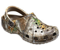 Crocs 205413 Mens Classic Clog Realtree Edge - 191448187818