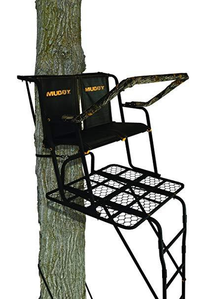 Muddy MLS2300 17' Partner Ladderstand - 813094021802
