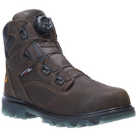 "Wolverine 191063 CT 6"" Boa Lace Up Brown - 018471952919"